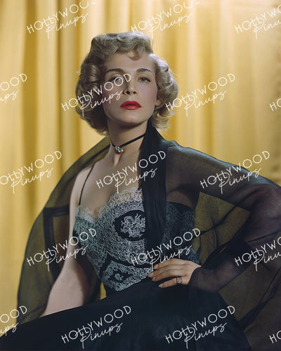 Lizabeth Scott Sultry Glamour 1950 | Hollywood Pinups Color Prints