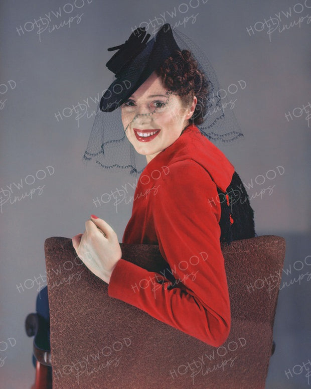 Elsa Lanchester Lovely Smile 1939 | Hollywood Pinups | Film Star Colour and B&W Prints