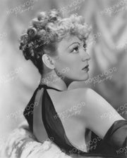 Eve Arden Classic Coiffure 1938 - NEW ! | Hollywood Pinups | Film Star Colour and B&W Prints