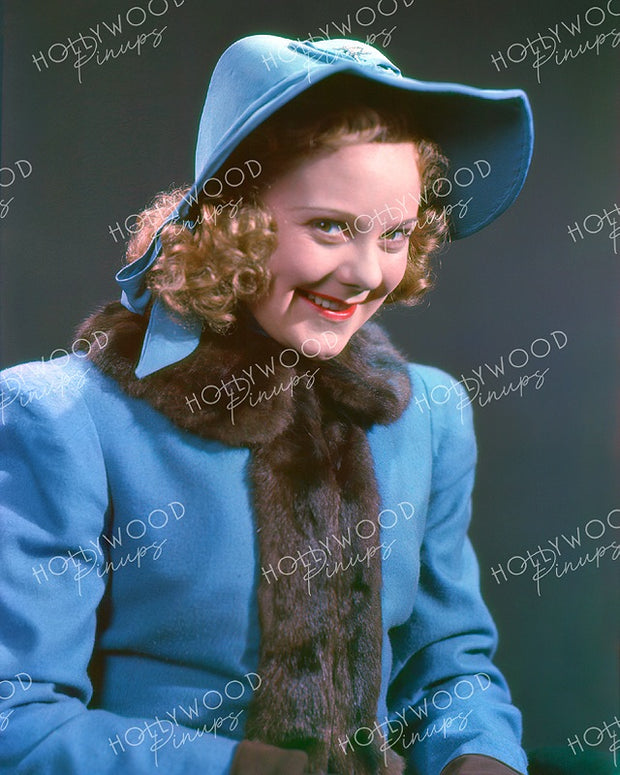 Sonja Henie Blue Bonnet 1938 - NEW ! | Hollywood Pinups | Film Star Colour and B&W Prints