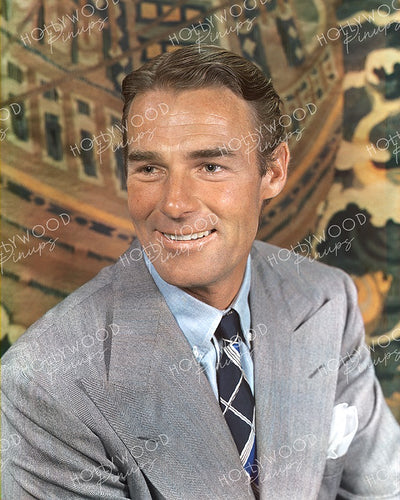 Randolph Scott Western Star 1940 | Hollywood Pinups | Film Star Colour and B&W Prints