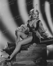Virginia Mayo Pirate Pinup 1944 | Hollywood Pinups | Film Star Colour and B&W Prints