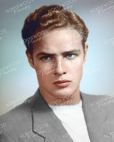 Marlon Brando by TALBOT 1947 - NEW ! | Hollywood Pinups | Film Star Colour and B&W Prints