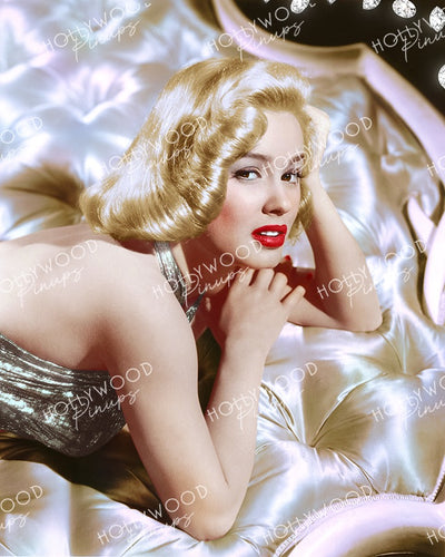 Mamie Van Doren BORN RECKLESS 1958 | Hollywood Pinups Color Prints