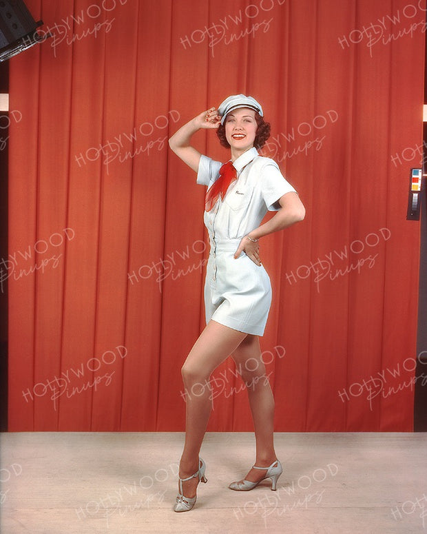 Eleanor Powell Tap Sensation 1936 | Hollywood Pinups Color Prints