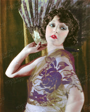Alma Bennett China Doll 1923 | Hollywood Pinups | Film Star Colour and B&W Prints
