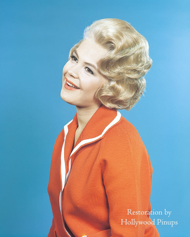 Sandra Dee Teen Sensation 1960 | Hollywood Pinups | Film Star Colour and B&W Prints