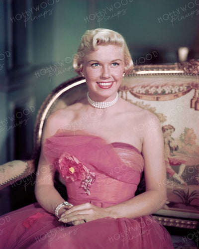 Doris Day LULLABY OF BROADWAY 1951 | Hollywood Pinups | Film Star Colour and B&W Prints