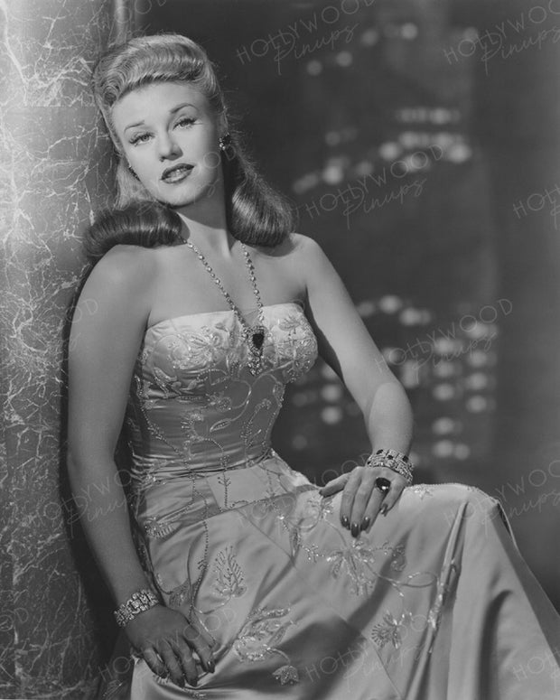 Ginger Rogers ONCE UPON A HONEYMOON 1942 | Hollywood Pinups | Film Star Colour and B&W Prints