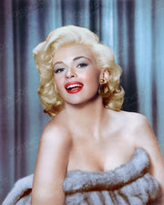 Jayne Mansfield Glowing Smile 1950s | Hollywood Pinups | Film Star Colour and B&W Prints