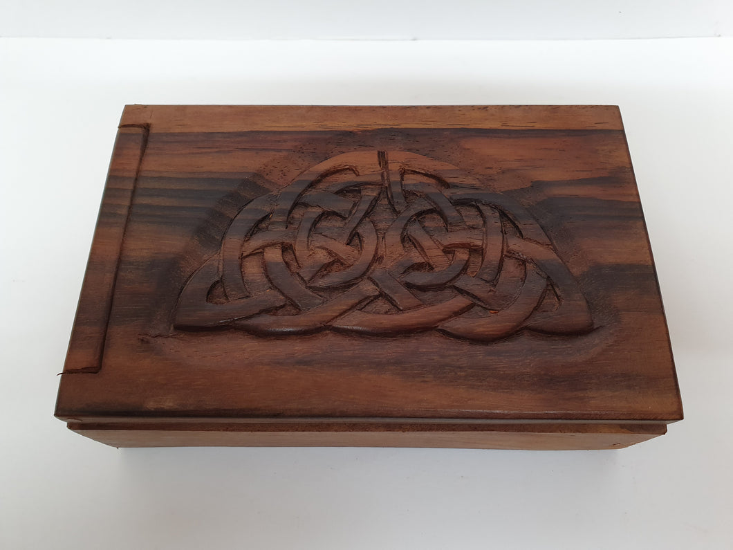 Rectangle Celtic Box