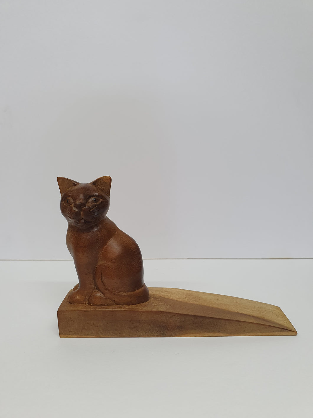 Sitting Cat Door Stop