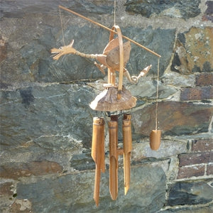 Bamboo Dragon Windchime