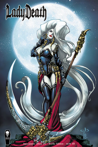 Lady Death: Apocalyptic Abyss #1 (of 2) - Scythe Edition