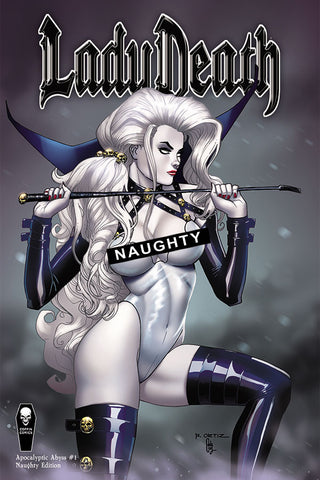 Lady Death: Apocalyptic Abyss #1 (of 2) - Naughty Edition