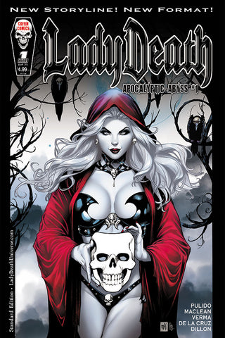 Lady Death: Apocalyptic Abyss #1 (of 2) - Standard Edition
