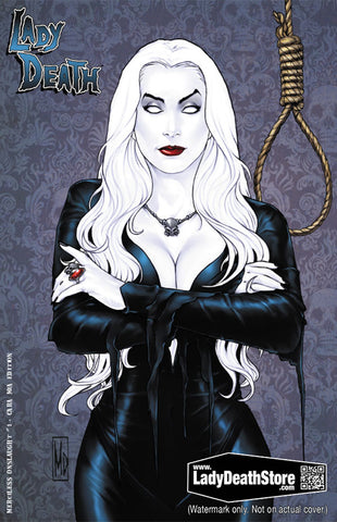 Lady Death: Merciless Onslaught #1 - Cara Mia Edition