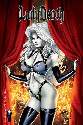 Lady Death: Apocalyptic Abyss #2 (of 2) - Naughty Edition