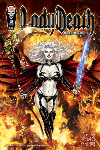 Lady Death: Apocalyptic Abyss #2 (of 2) - Standard Edition