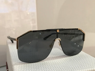 Gucci  Sensual  Romantic Gold / Black -Gray    GG0291S  Sunglasses  For male-alwaysspecialgifts.com