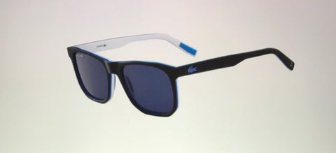 Lacoste  L601SND  Blue Acetate  Sunglasses Male