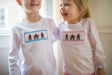 Load image into Gallery viewer, Boys Gingerbread House Shirt