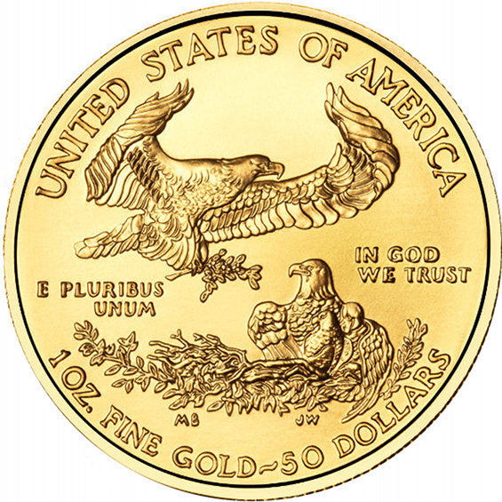 Gold American Eagle 1-oz