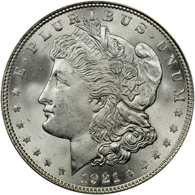 1921 Morgan $1 Circulated