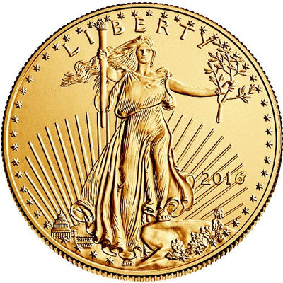 American Gold Eagle 1oz BU (varied year)