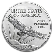 American Platinum Eagle 1 oz 2020