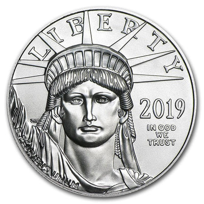 2019 Platinum American Eagle Proof 1-oz
