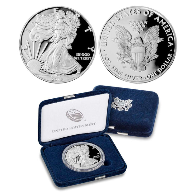 2019 Silver American Eagle Proof 1 oz