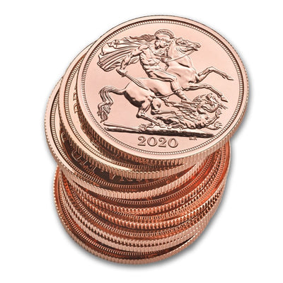 2020 British Double Sovereign