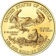 American Gold Eagle 1 oz 2020