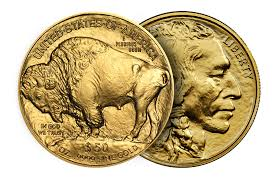 American gold Buffalo 1 oz 2020