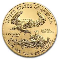 Gold American Eagle .5-oz