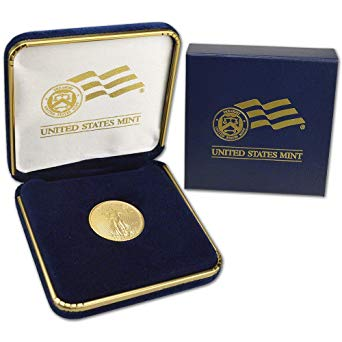 Gold American Eagle Proof 1/4 oz