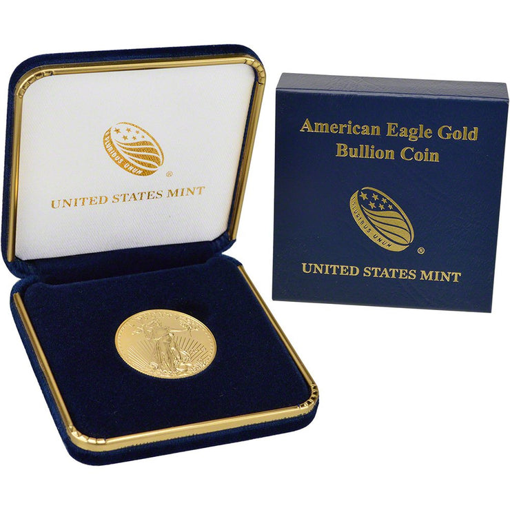 Gold American Eagle Proof 1/2 oz