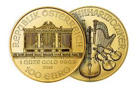 Gold Austrian Philharmonic 1 oz