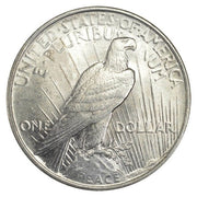 Peace $1 Circulated