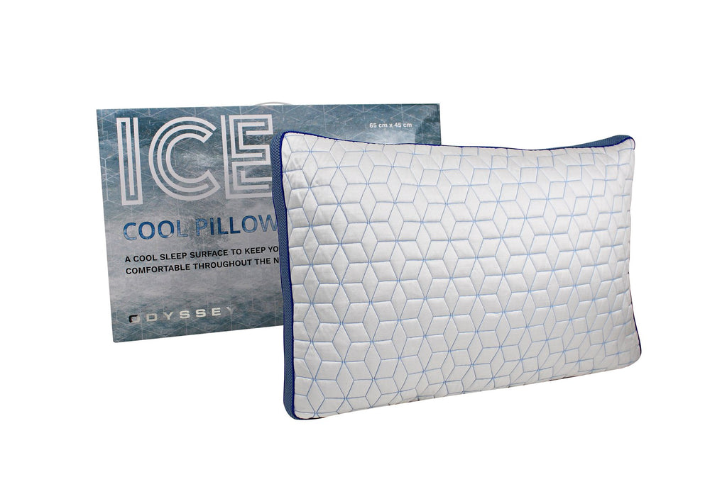Ice cool pillow
