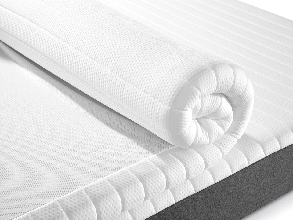 Naptime - 8cm Hybrid-Gel Mattress Topper