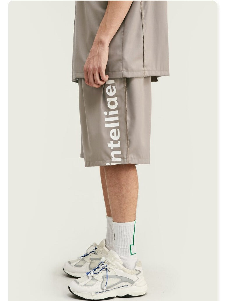 Intelligence Khaki Short