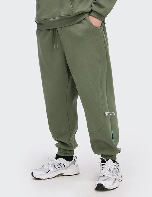 Fleece Loose Fit Sweatpant