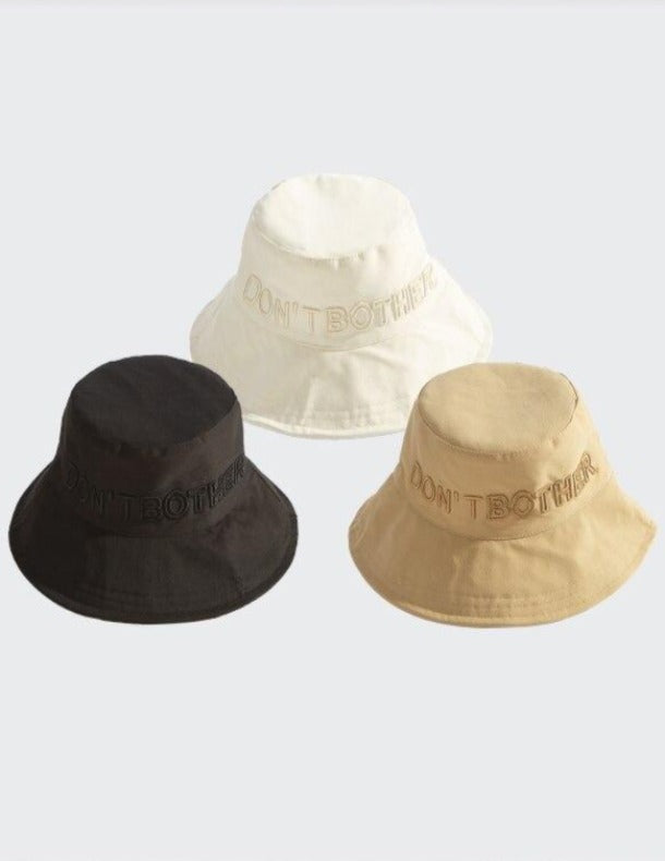 Don't bother Bucket Hat