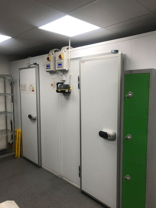 Used Walk in Remote Complete Cold Room / Freezer/ Cold Room , Best Condition!