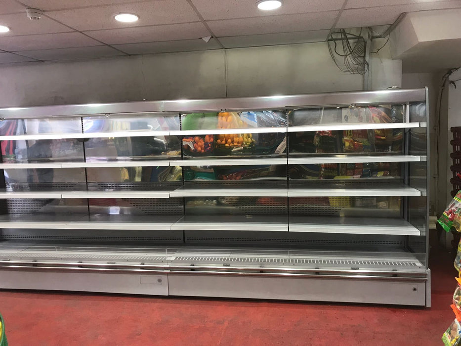 4 Meter Troy Capital Cooling Display Fridge