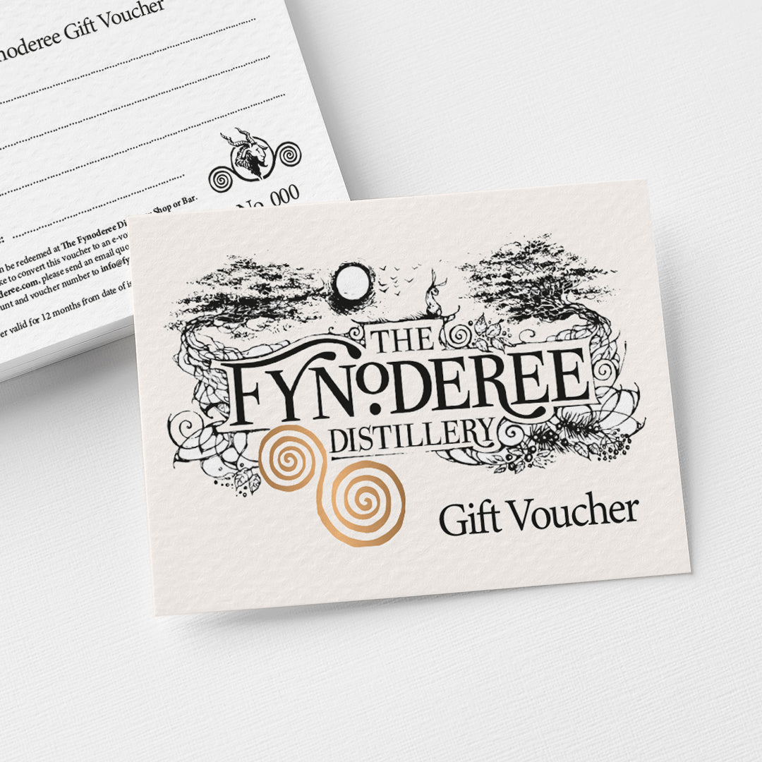 Fynoderee Distillery E-Gift Voucher