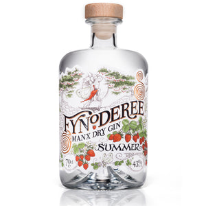 Fynoderee Manx Dry Gin - 'Summer' Edition