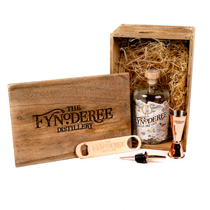The Fynoderee Distillery Copper Jigger